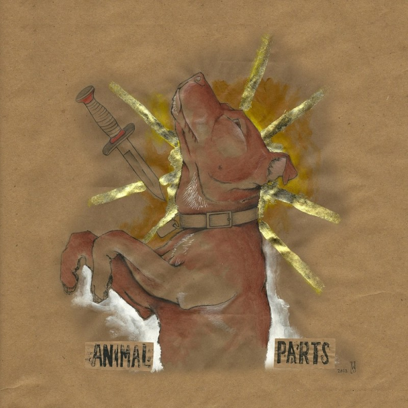 Josh Cockerill - Animal Parts 2012